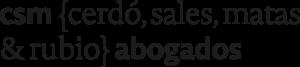 Cerdó, Sales, Matas & Rubio Abogados